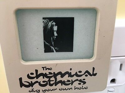 The Chemical Brothers Dig Your Hole Promo Night Light Very RARE