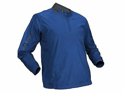 Easton Royal Blue Youth Large Magnet Batting Jacket Long Sleeve Pullover
