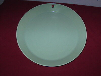 "Iittala (Finland)  ""teema""  Celadon Green Dinner Plates (2) -- Unused"
