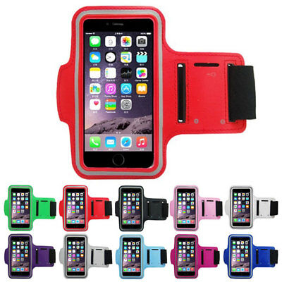 New Sport Running Arm Band Gym Strap Holder Phone Bag Case For iPhone 6 6S 4.7""