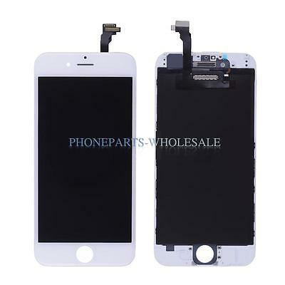 """USA White LCD Touch Screen Digitizer + Frame Assembly For Apple iPhone 6 4.7"""""""