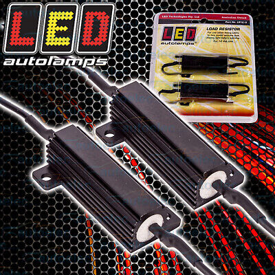 Led Load Resistor 4 Trailer Tail Stop Lights Indicator Flashers Lamp Lr12/2