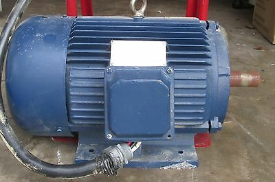 North American Electric 10Hp Motor With Phoenix Phase Converter Pe215T-10-4C