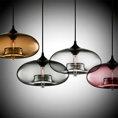 Modern Retro Vintage Ceiling Lamp Chandelier Lighting Fixture Pendant Light Bulb