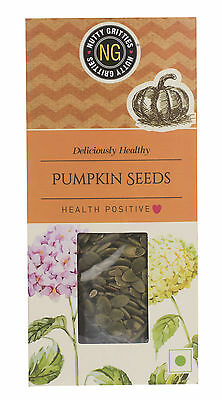 Nuttygritties Deliciously Healthy Pumpkin Seeds 200g