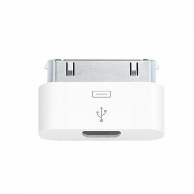 Micro USB to 30Pin Male Lightning Adapter Converter Adapter For iPhone Ipod