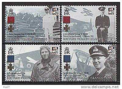 British Virgin Islands 2009 Year of Astromy. FirstManned Landing on Moon MNH
