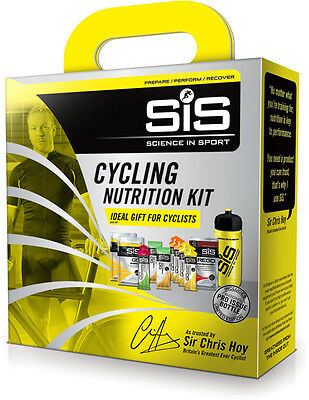 SiS Nutrition Set Cycling Sports Cycle Energy Gel Bar Drink Mix Bottle Gift Pack