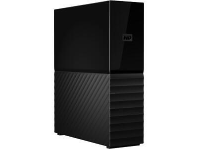 WD My Book 4TB USB 3.0 Desktop Hard Drive WDBBGB0040HBK-NESN Black