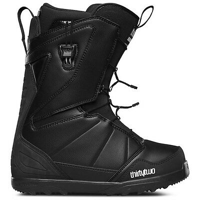 Thirty Two Lashed Ft Uk 10 Snowboard Boots Black Fast Track