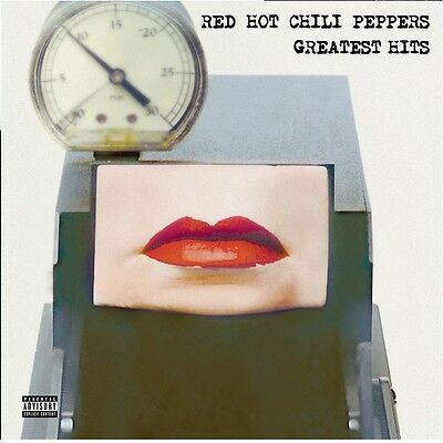 Red Hot Chili Peppers - Greatest Hits Vinyl 2LP NEU 09534736