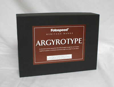Fotospeed Argyrotype Processing Kit