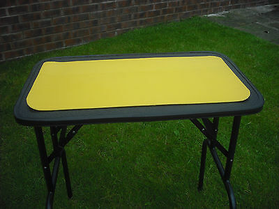 Large Dog Grooming Trolley Table / Dog Grooming Table Over-Mat -  3mm