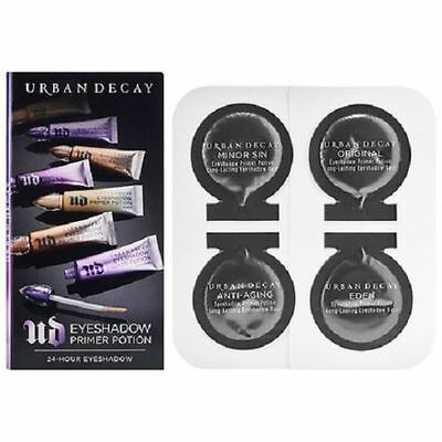 URBAN DECAY - EYESHADOW PRIMER POTION 24-Hour Eyeshadow - Sample Size - Genuine