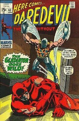 Daredevil (Vol 1) #  63 Fine (FN) Marvel Comics SILVER AGE