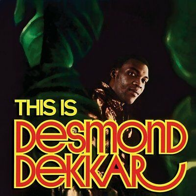 Desmond Dekker This Is Desmond Dekkar New Vinyl Lp Reissue In Stock Trojan