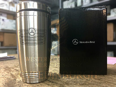 Genuine Mercedes-Benz Actros Grille Insulated Thermo Mug  - BNIB