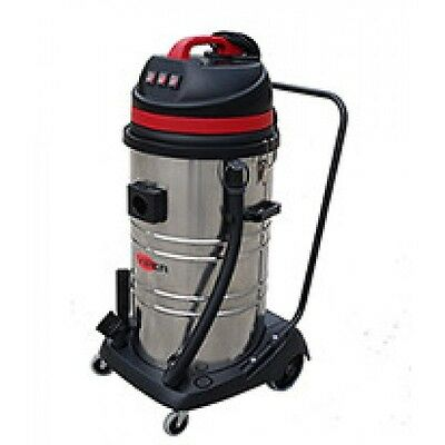 Viper LSU395 75 litre wet/dry vacuum cleaner