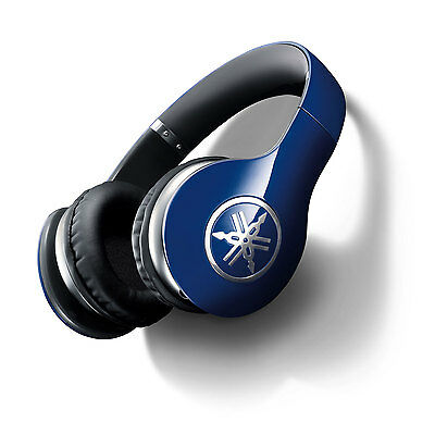 Yamaha HPH-PRO500 Over-Ear Headphones HPHPRO500 for iPhone iPod etc Remote BLUE