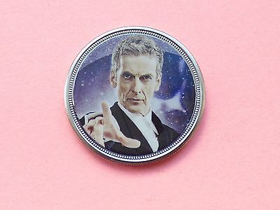 Doctor Who Token Commemorative Collection (myrefnbox)