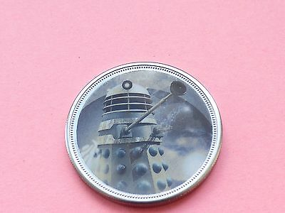 Doctor Who Token Medal Commemorative Collection (myrefnbox)
