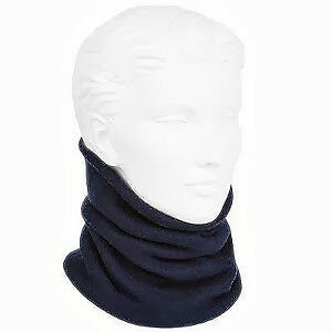 "TURTLE FUR ""The Turtle's Neck"" Fleece Neck Warmer - Black - 10101-101"