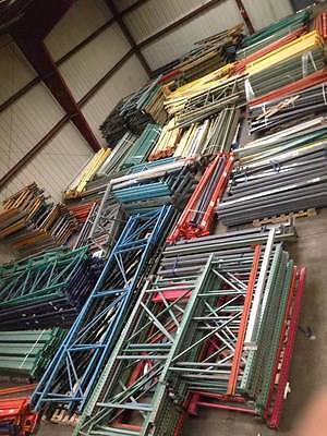 Various Heavy Duty Industrial Pallet Shelving