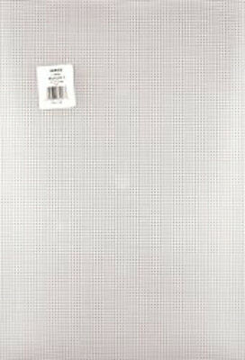 """Clear - Plastic Canvas 7 Count 12""""X18"""""""