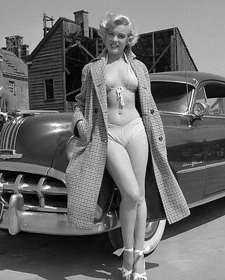 Marilyn Monroe 8X10 Celebrity Photo Picture Hot Sexy Classic 60
