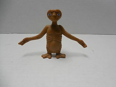 """2002 Kraft Promo 3"""" E.T. The Extra Terrestrial Bendable Figure/Toy"""