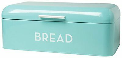 Now Designs Bread Bin Turquoise Blue