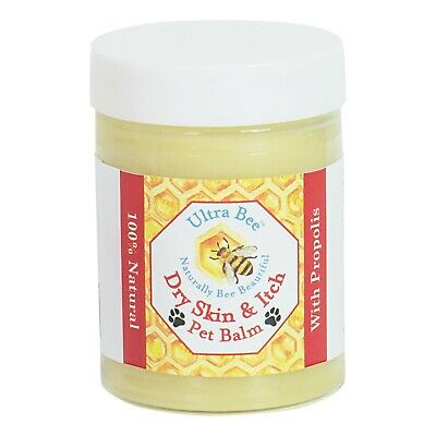 100 % Natural Dry Skin & Itch Balm for Dogs & Cats 100ml Mange