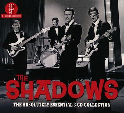 The Shadows - Absolutely Essential 3CD Collection