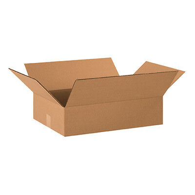25 - 20x14x4 Cardboard Shipping Boxes Corrugated Cartons
