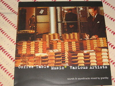 V.A.: COFFEE TABLE MUSIC (LP) Cup Of The Tea Records
