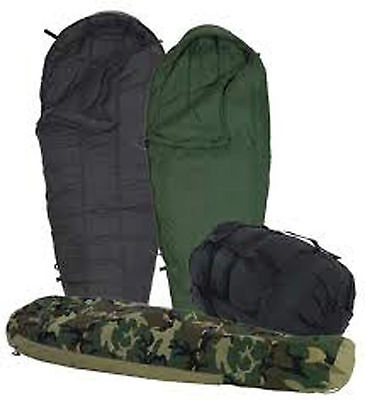 Modular Sleep System MSS 4-Piece Military Sleeping Bag ECWS -30 USGI US ARMY G