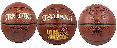 Spalding NBA Cleveland Cavaliers Championship 2016 Basketball (SIZE 7)