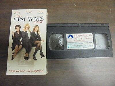 1st wife vhs transfer 10