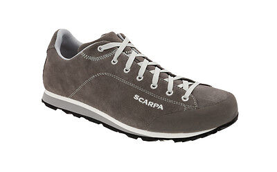 Scarpa Margarita Suede Lifestyle Shoes - Dark Grey