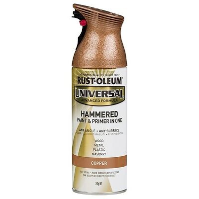 Rust-Oleum 340g Copper Universal Hammered Paint