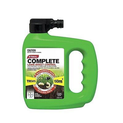Yates 500ml Lawn Insecticide Complete Hose On