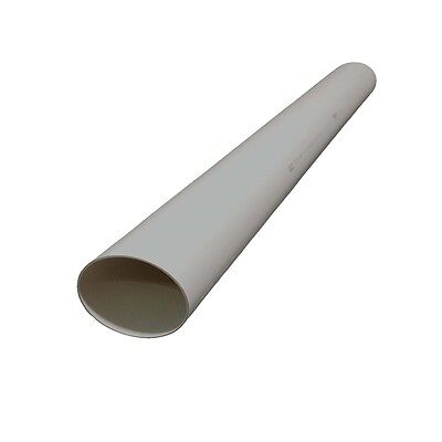 Holman 40mm x 1m PVC DWV Pipe
