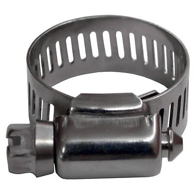 Kinetic 6-16mm 316 Stainless Steel Hose Clamps