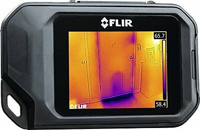 FLIR C2 Compact Thermal CAMERA, MSX Technology 80x60 LCD THERMAL IMAGING CAMERA