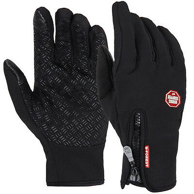 Hot Sale Cycling Touch Screen Gloves Outdoor Jogging Skiing Hiking Running