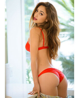 Lindsey Morgan 8X10 Photo Picture Pic Hot Sexy Bra And Panties 5