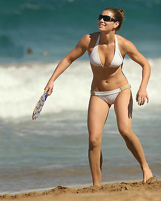 Jessica Biel 8X10 Celebrity Photo Picture Pic Hot Sexy Bikini Candid 68