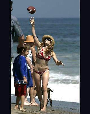 Jessica Biel 8X10 Photo Picture Hot Sexy Candid 36