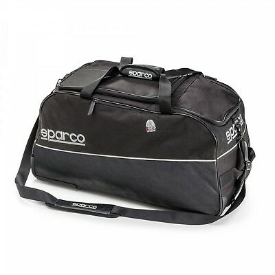 Sparco PLANET wheeled Duffel bag X-large internal Reinforced base