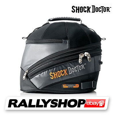 Shock Doctor Helmet Bag (Power Dry Blower connection) CHEAP DELIVERY WORLDWIDE !